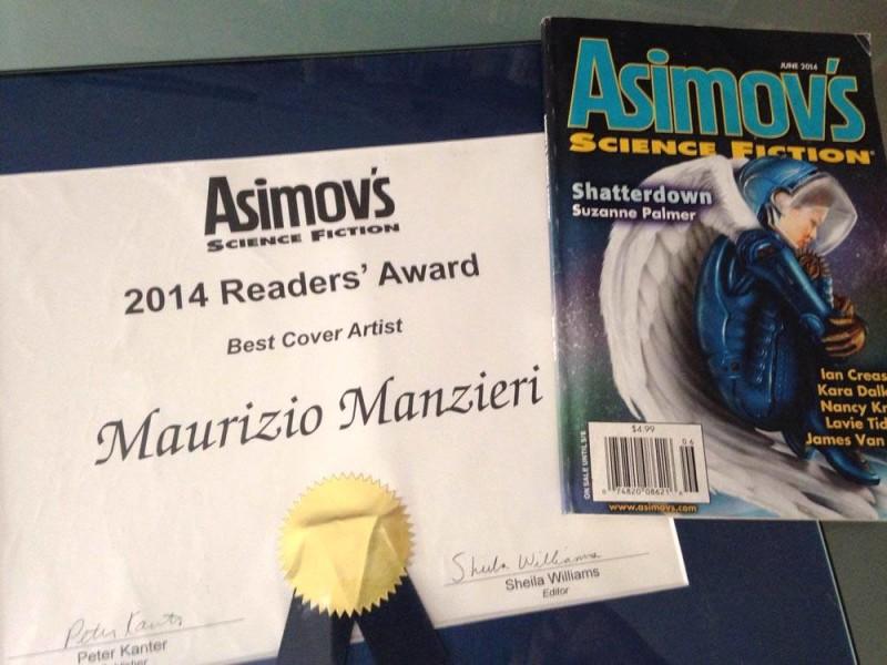 Asimov's Award